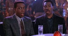 Prince Akeem and Semmi (Coming to America) | 29 Best Male Friendships In Movies, Ranked