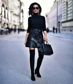 ebf2aaf39e9 Уличная мода street style осень-зима 2019-2020 года  фото-идеи образов