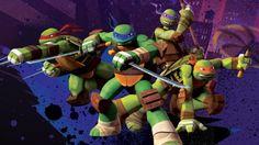 teenage mutant ninja turtles | Nickelodeon-Cast-Of-Teenage-Mutant-Ninja-Turtles-Donatello-With-Bo ...