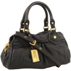 Buy Marc by Marc Jacobs - Classic Q Baby Groovee (Black) - Bags and Luggage new - Zappos is proud to offer the Marc by Marc Jacobs - Classic Q Baby Groovee (Black) - Bags and Luggage: Pleated perfection! Enhance your style with the delightful cool of the Marc by Marc Jacobs Classic Q Baby...