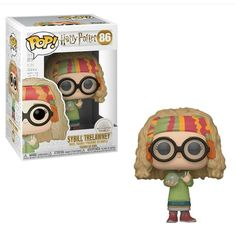 Professor Sybill Trelawney Funko Mystery Minis Harry Potter Gamestop Exclusive