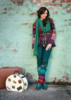 IVKO Winter 2012-13 http://www.ivko-knits.com/#lookbook