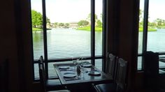 disneydining #epcot dining on the patio of the rose & crown pub