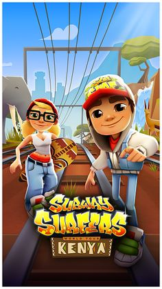 Subway Surfers Kenya v Unlimited Coins Keys Mod Apk Android World tour 2015 : Another subway surfers update recently released by killo developer and this time world tour reached to . Subway Surfers New York, Subway Surfers Game, Subway Game, Subway Surfers Download, Instagram Ios, Rowdy Ronda, New York Tours, Arabian Beauty, Kenya