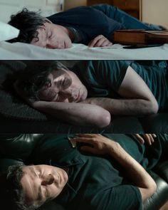 "Sleeping Aidan in ""The Note"". 😴 Link in my bio. Aidan Gillen, Republic Of Ireland, Singers, Sleep, Actors, Note, Link, Fictional Characters, Fantasy Characters"