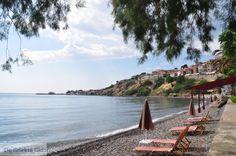 Town Beach, Molyvos, Lesvos