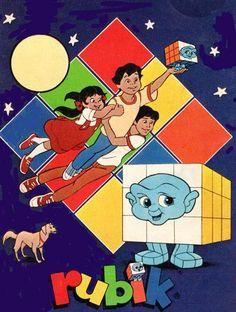 Rubik, the Amazing Cube, Saturday morning cartoon