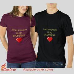 cool Carter Reynolds is My Boyfriend Magcon Boys for Men T-Shirts, Ladies T-Shirts, Unisex T-Shirts
