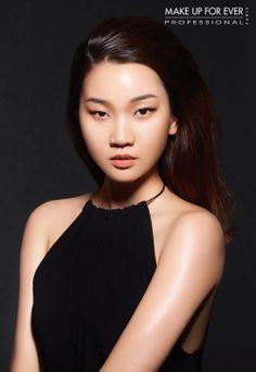 Yoonju Jang. #face #Asian  http://www.jangyoonju.com/526