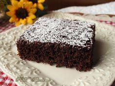 Chocolate Mix, Chocolate Cherry, Melting Chocolate, Light Dessert Recipes, Light Desserts, Healthy Cake, Vegan Cake, Tortillas Veganas, Cherry Tart