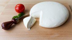 Homemade mozzarella in 30 minutes