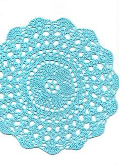 Vintage Handmade Crochet Doily Lace Lacy Doilies Wedding Decoration Home Decor Flower Mandala Dream Catcher Crocheted Round Turquoise Crochet Round, Hand Crochet, Crochet Lace, Lace Doilies, Crochet Doilies, Doily Wedding, Wedding Table, Small Centerpieces, Decoration Table