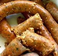 Cajun Sausage Boudin Louisiana Best Homemade Boudin, Boudin Recipes and many more cajun specialties to spice of your party! Boudin Sausage, Brat Sausage, Cajun Sausage, Chicken Sausage, Creole Recipes, Cajun Recipes, Cooking Recipes, Creole Cooking, Cajun Cooking