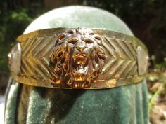 LION: An ancient symbol of the sun, dominion, power, ferocity and bravery, the king of the beasts was often used on heraldic shields, flags or