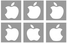 85 college students tried to draw the Apple logo from memory. 84 failed. - http://scienceblog.com/77527/85-college-students-tried-to-draw-the-apple-logo-from-memory-84-failed/