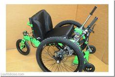 Su hija no podía caminar e inventó una maravillosa silla de ruedas eléctrica infantil - http://www.leanoticias.com/2014/06/27/su-hija-no-podia-caminar-e-invento-una-maravillosa-silla-de-ruedas-electrica-infantil/