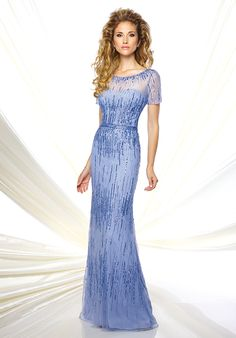 7180d79662d Montage by Mon Cheri. Bridesmaid Dresses With SleevesBride DressesMother ...