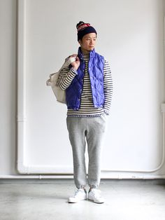 Cresent Down Works Italian Quilting Vest -ナイモノねだり-