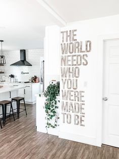 Do It Yourself Inspiration, Home Decor Inspiration, Wall Decor, Room Decor, My Dream Home, Decoration, Home Staging, Home Office, Family Room