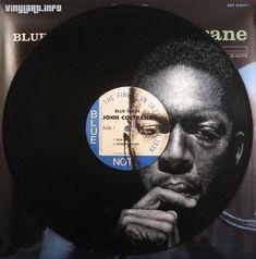 20 Musician Portrait Paintings On Vinyl Records