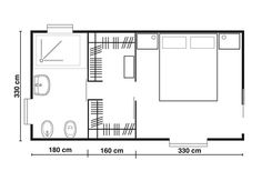 Resultado de imagen para modern Minimalist Walk-in Closet Innovative Design, Cabina Armadio by Porro