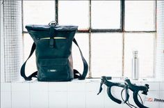 """The Rivington Rucksack with a concealed 15""""laptop pocket, perfect for a #MetropolitanDetour"""