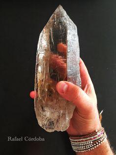 Cuarzo Himalaya - Himalayan crystal Quartz, Nepal.