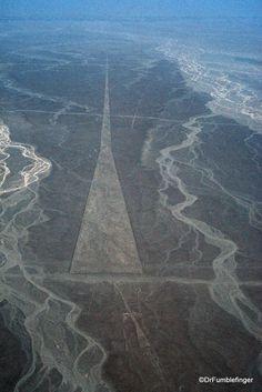 Nazca lines, Peru.