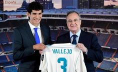 Vallejo se queda el 3 de Pepe