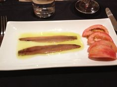 Va siendo hora de tomar un aperitivo ¿No? #Madrid #gastronomía #tapear