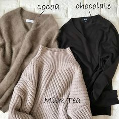 Pin on Plus size outfits « Fashion Desinger Winter Outfits, Casual Outfits, Fashion Outfits, Womens Fashion, Plus Size Dresses, Plus Size Outfits, Style Du Japon, Cocoa, Fashion Desinger