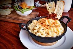 Mac & Cheese from The Thompson Diner in #Toronto