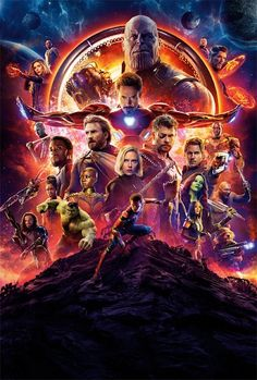 Dissecting the Avengers Infinity War poster: Why is Robert Downey Jr ranked higher than Chris Evans? Avengers: Infinity War: With over a dozen A-list stars that have to be accommodated in one movie.Read More on Flico app The Avengers, Avengers Movies, Avengers Poster, Poster Marvel, Marvel Movie Posters, Avengers Trailer, Marvel Movies In Order, Superhero Poster, Films Marvel