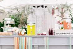 dessert table / Carmen and Ingo Photography