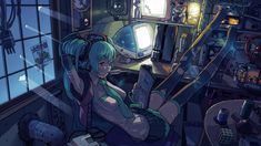 Cyberpunk Art Gallery (Page 1) / Subgenre / Cyberpunk Forums