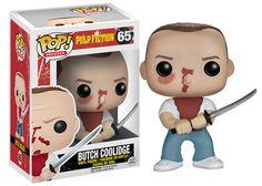 Pop! Movies: Pulp Fiction - Butch | Funko