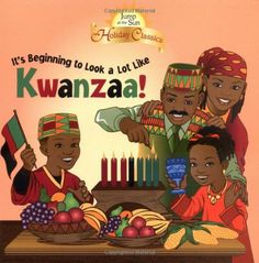 It's Beginning to Look a Lot Like Kwanzaa! (Jump at the Sun Holiday Classics) by Rex Perry