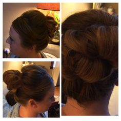 up do for mad-men themed party