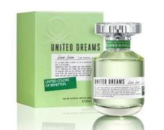 UNITED COLORS OF BENETTON UNITED DREAMS LIVE FREE