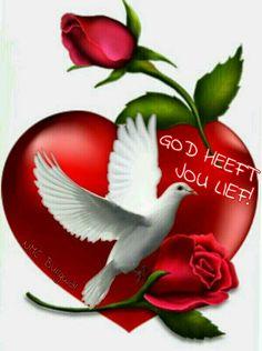 God heeft jou lief!