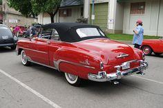 1952 Chevrolet DeLuxe Convertible