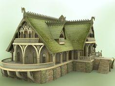 Elven Village Inn 1.0 (E1V102-3DS)