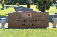 Video Tombstone, after you upload your video on our site it can also be viewed when someone visits your tombstone so you can be remembered exactly the way you were.