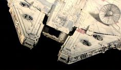 Millennium Falcon - Rocketumblr