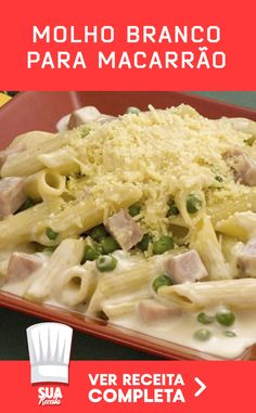 Pasta, Carne, Macaroni And Cheese, Food And Drink, Supreme, Chicken, Meat, Ethnic Recipes, Ali