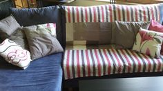dea creanda: Neugestaltung Couch