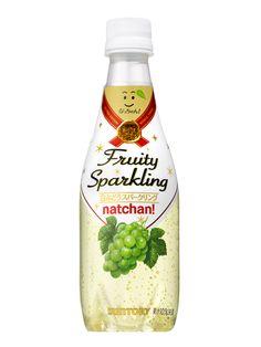 Suntory - なっちゃん Fruity Sparkling