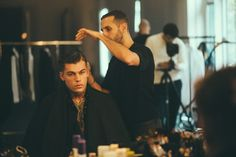 Behind the Scenes | Stephen James by Victor Santiago | Vision 30