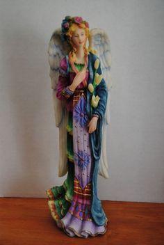 Lenox Angel of Life Angel of Peace Pencil Figurine 1997
