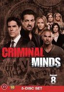 Criminal Minds - Season 8 (5 disc) - DVD - Elokuvat - CDON.COM